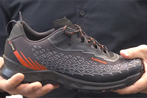 - Lowa Approach - Lowa Approach Evo GTX Lo ad OutDoor by ISPO – Summer 2020